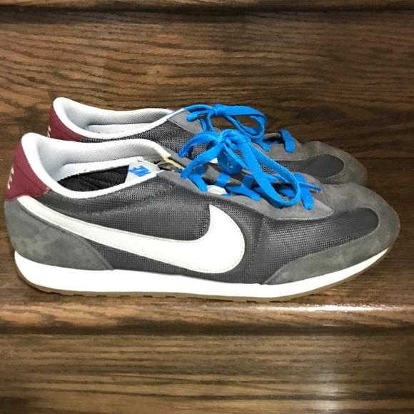 d54cadd2899a6 Mens Nike Mach Runner Dark Grey Running Shoes 12. M 5a771cc5caab447158438711
